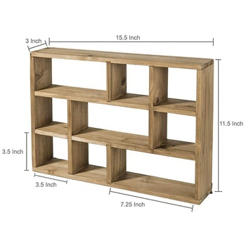 Freestanding Shadow Box Floating Wall