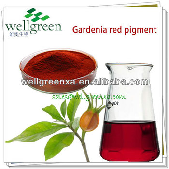 Wellgreen Natural Food Coloring Gardenia Red - Buy Gardenia Red,Food ...
