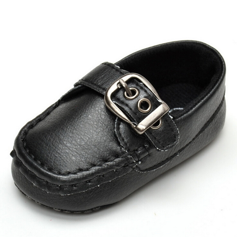 Comfortable Leather Shoes For Toddler Boy
