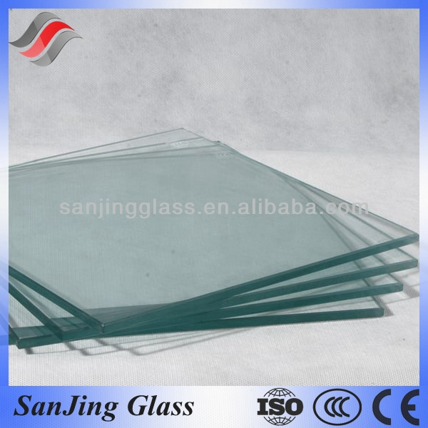 tempered glass for shop front glass