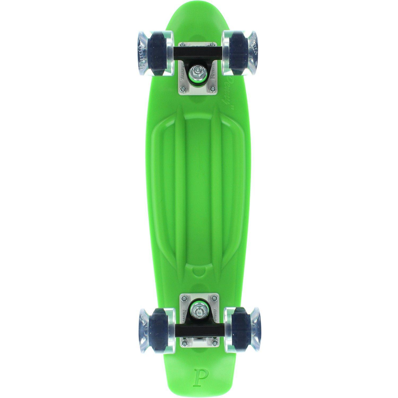 "Penny Skateboards Green 22"" Complete Cruiser Skateboard - 6"" x 22"""