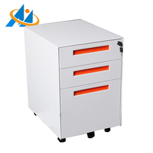 Wholesale cheap price Electrostatic powder coating movable file cabinet