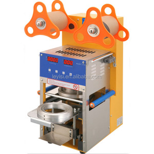High quality Fully Automatic plastic cup sealing machine