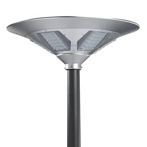 CE IP65 solar plaza led street lawn lighting with best price