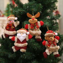 도매 small gift Santa <span class=keywords><strong>클로스</strong></span>, Christmas decoration 크리스마스 products The Christmas tree 에 걸
