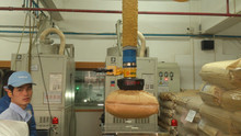 vacuum lifter for sacks, bags