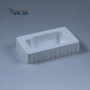 Factory Made Wholesale Plastic White PVC Packaging Box