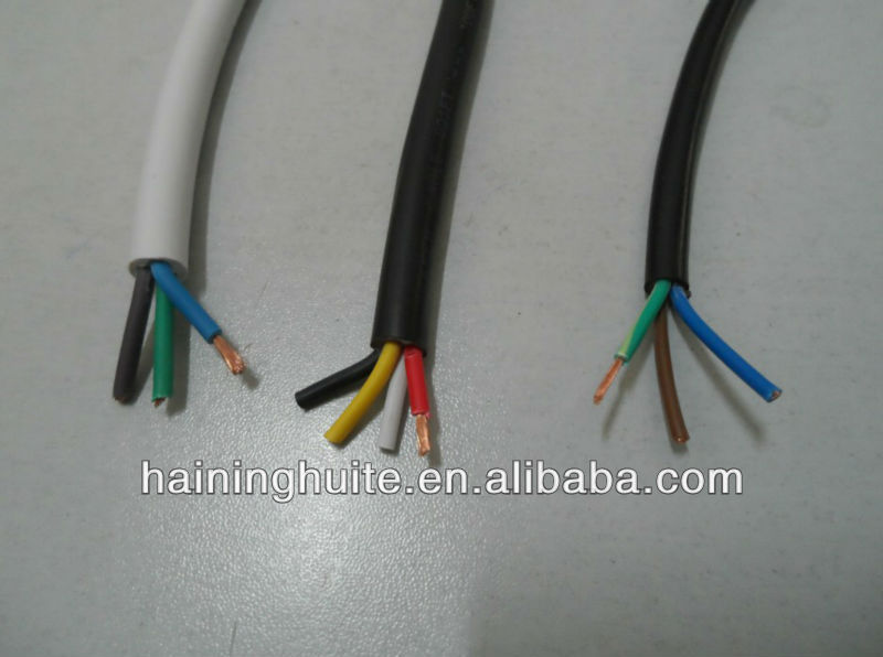 High Quanlity Speaker Wire 4 Core for In Wall and Outdoor Cable