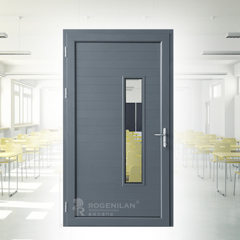 classroom door with window. ROGENILAN 45 Series Aluminum School Project Interior Classroom Door With Window