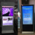 Indoor Wifi IR Touch Screen 3g Digital Signage Advertising Display