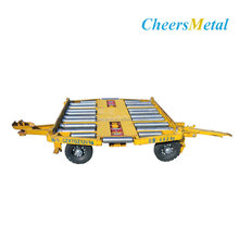airport container transport dolly