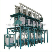 50t/24h Corn Milling Machine For Sale,Maize Milling With Grits