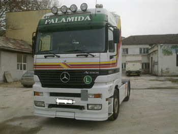 Mercedes Actros 1853 Buy Tractor Truck Product On Alibaba Com