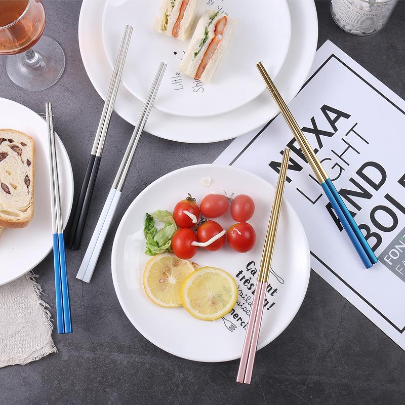 LFGB certificaat luxe eetstokje souvenir logo aangepaste graveren eetstokjes
