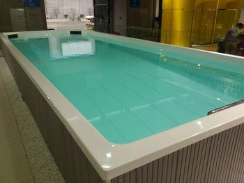 Endless Pool Swim Spa 8 Meter Swimming Pool Fs Pc08 Buy Swim Spa Pool Outdoor Spa Product On