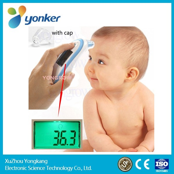 infrared ear thermometer forehead and ear thermometer