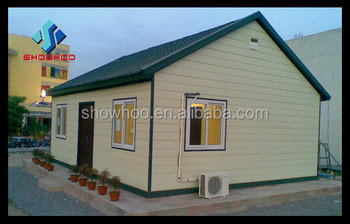 Low Cost Structural Architecture Of Small House Design