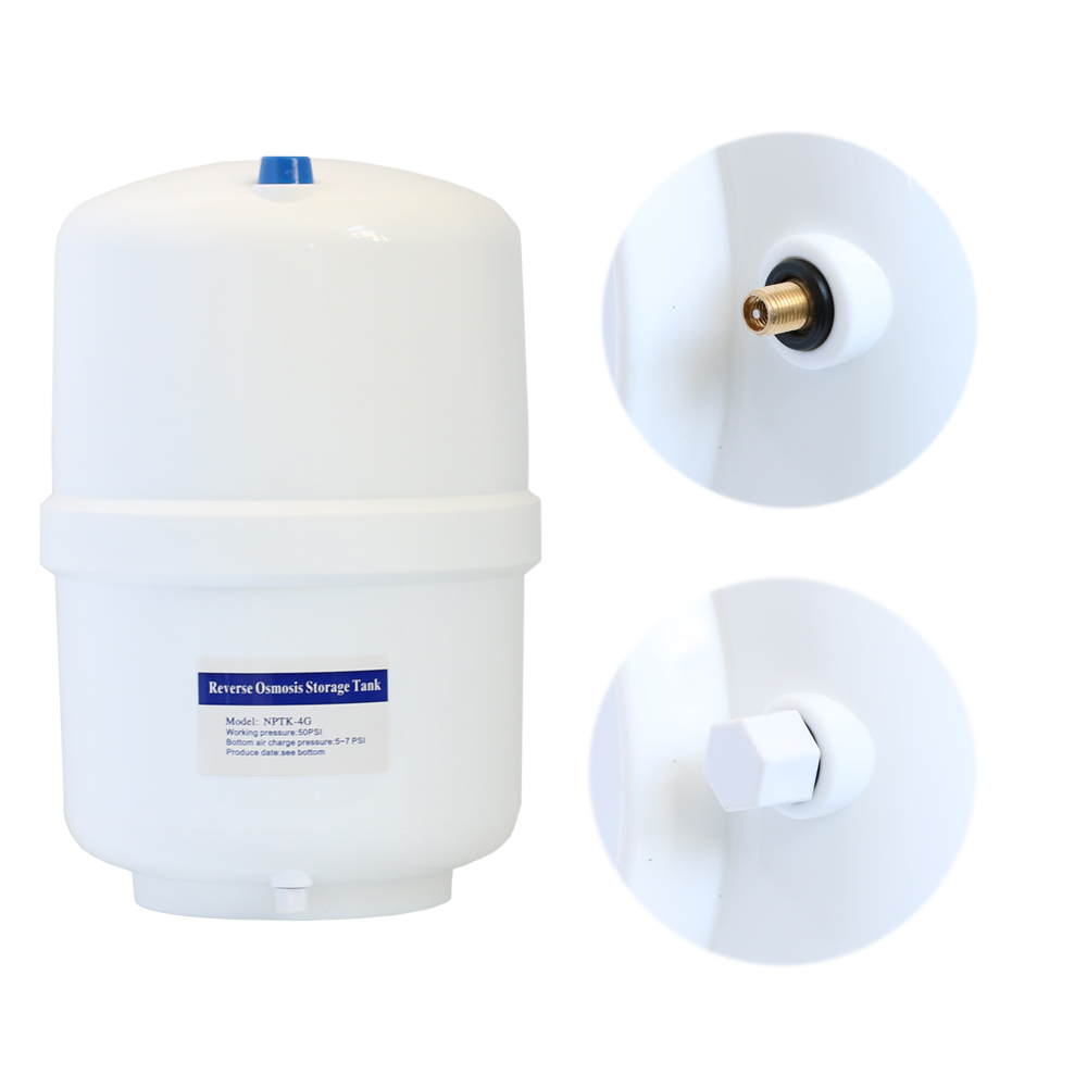 4G Plastic RO Tank for RO water purifier