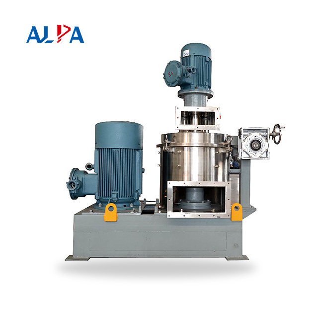 Air Classifier Mill - CSM-V Series, Superfine pulverizer mill/ACM mill/50-2500 ตาข่าย 300um-5um, คลาสสิกโครงสร้าง/tech