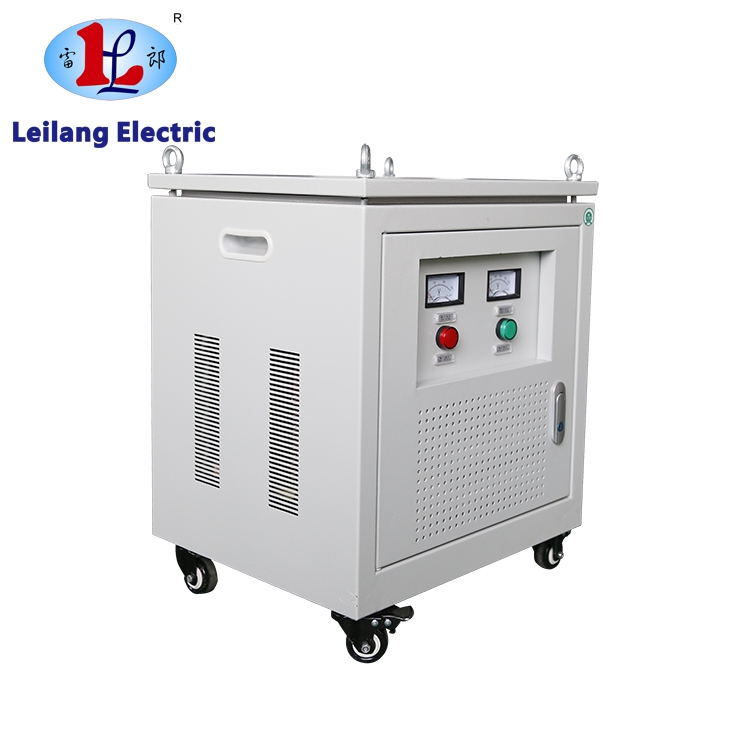 SG series three phase transformer isolation transformer with case used in machine tools