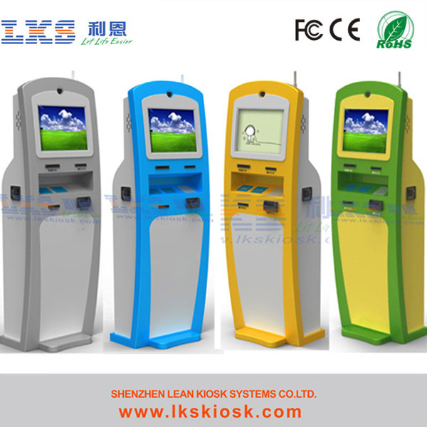 New Design Payment Machine With Bill Acceptor for kiosk hardware manufacturer