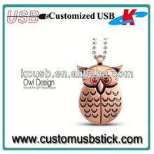 Noble Jewelry owl shapes pen drive
