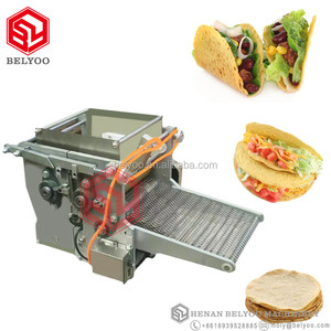 Restaurant roti canai machine /spring roll chapati bread making machine