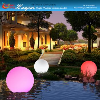 Éclairage Extérieur Led Boule Jardin Led Boule D\'éclairage ...