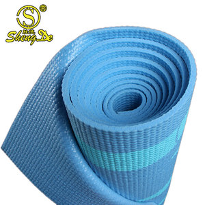 private label fitness products economic 4mm pvc yoga mat