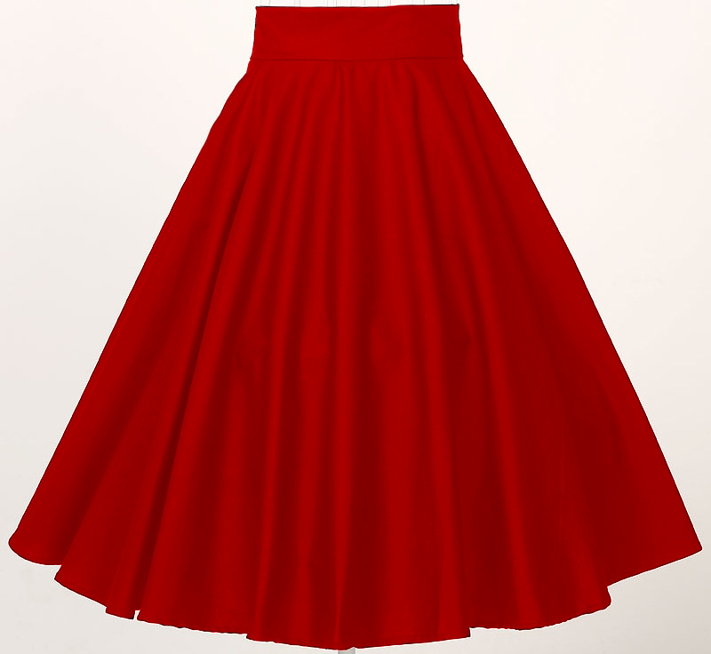 Wholesale long chiffon skirt fashion 2016,red pleated circle skirt for women