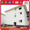 Hot style cheap steel structure building prefab hotel building