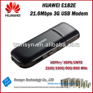 Cheapest Original Unlock HSPA+ 21.6Mbps E182E 3G USB Adsl Modem And 3G USB Dongle