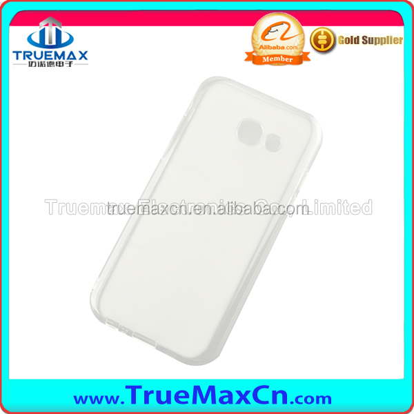 New Products for Samsung A7 A5 A3 2017 Case Super Slim TPU Case