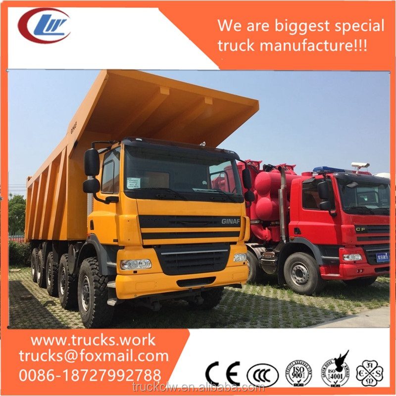 HEAVY DUTY 10X6 tipper TRUCK WITH 60TON PAYLOAD CAPACITY AND ZF TRANSMISSION FOR SALE