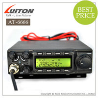 AT-6666 10 METER AM FM High power mobile China cb two way radio