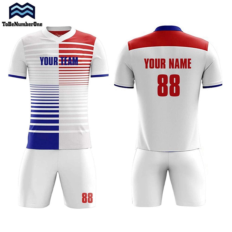 a2946659c03 Get Quotations · Custom Sportswear 2018-2019 Panama Away Concept Soccer  Uniform Sets