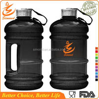 sprial hand pump 5 gallon water bottle for sports