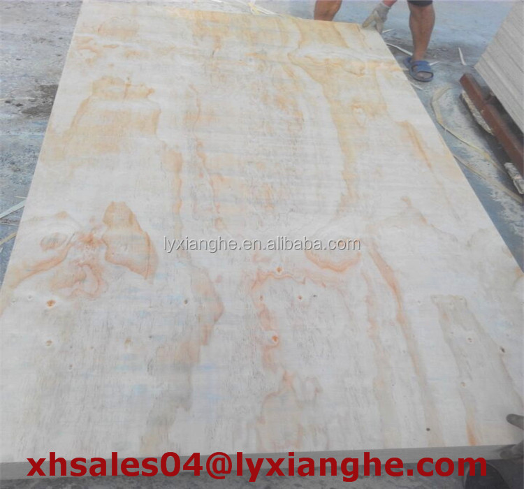 17mm Construction Grade Pine Plywood New Zealand