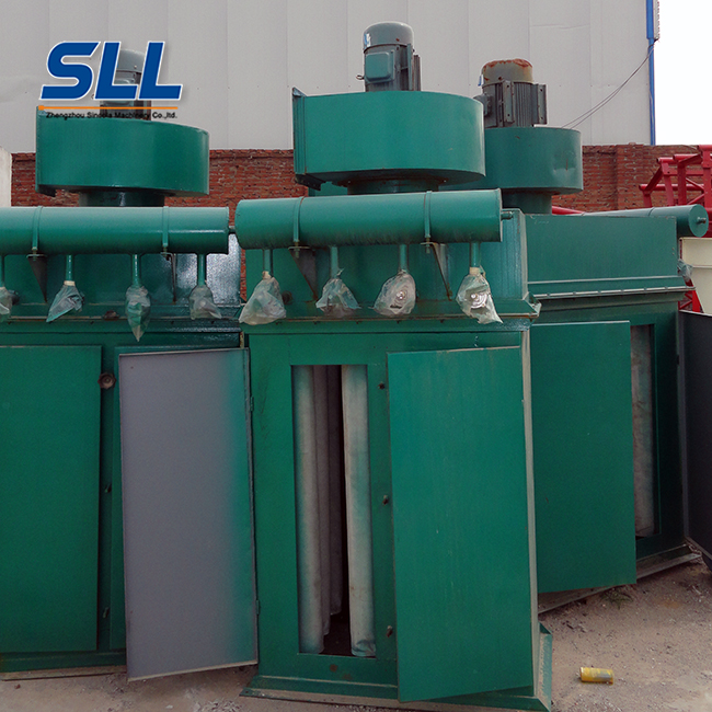 bag/pulse/esp/cyclone/wet dust collector manufacturer