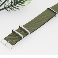 Paypal Watch Strap 2015 Wholesale High Quality Multicoloured Cheap Nato 26mm 28mm Nylon Watch Strap For Stainless Steel Button