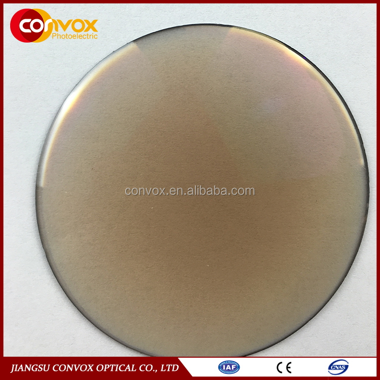 Quality manufacture resin 1.56 photochromic lens