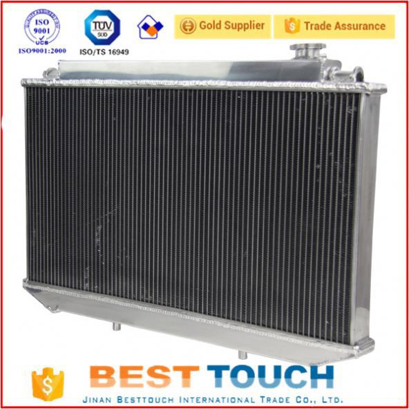 COMMODORE VT VX 5.7L V8 LS1 SERIES 2 GEN 3 full aluminum radiator for HOLDEN