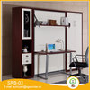 Modern style hidden wallbed mechanish space saving furniture