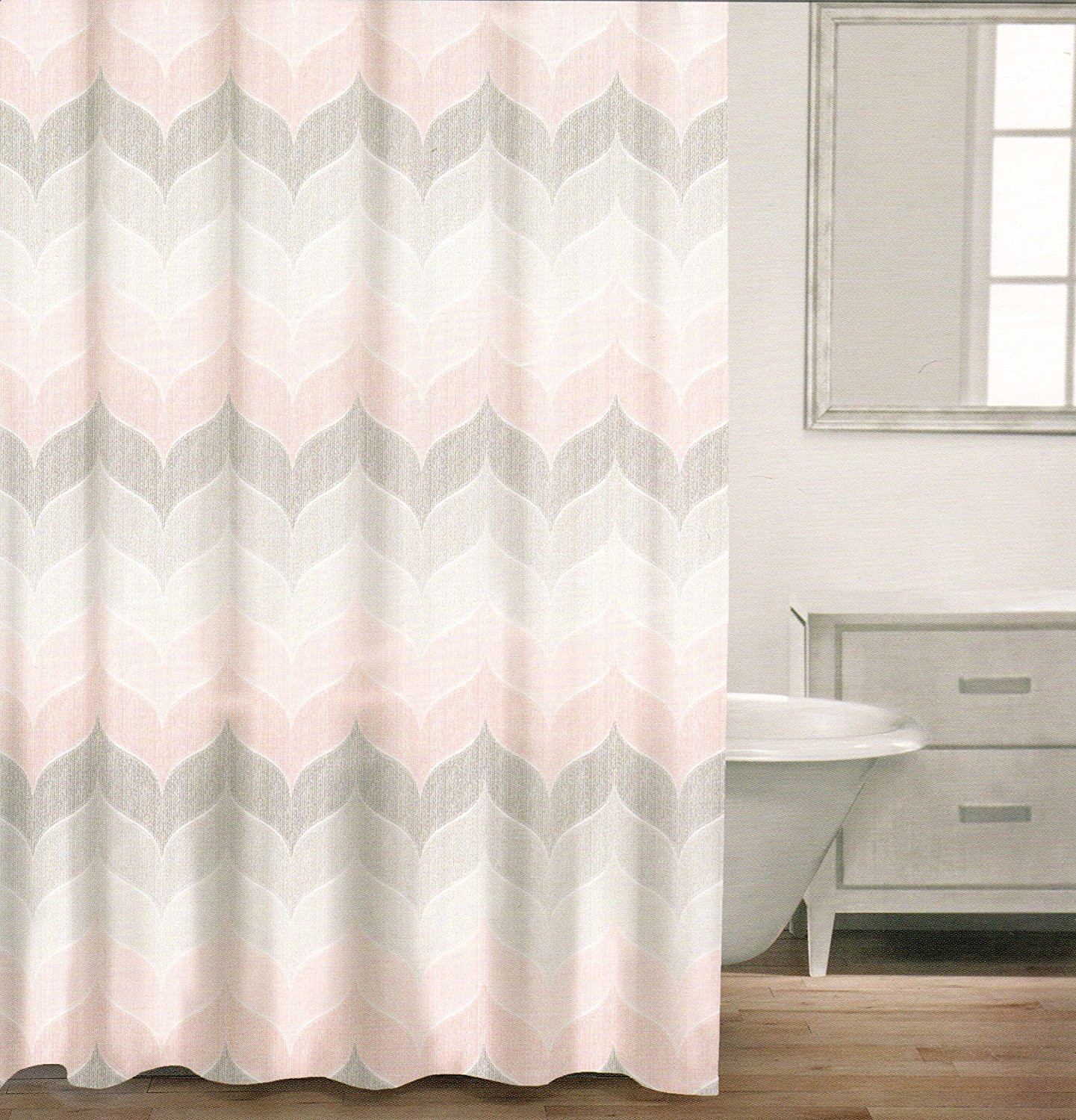 Cheap Pink Grey Shower Curtain, find Pink Grey Shower Curtain deals ...