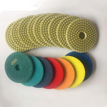 New Polishing Tool Floor Metal Bond Diamond Wet Polishing Pad