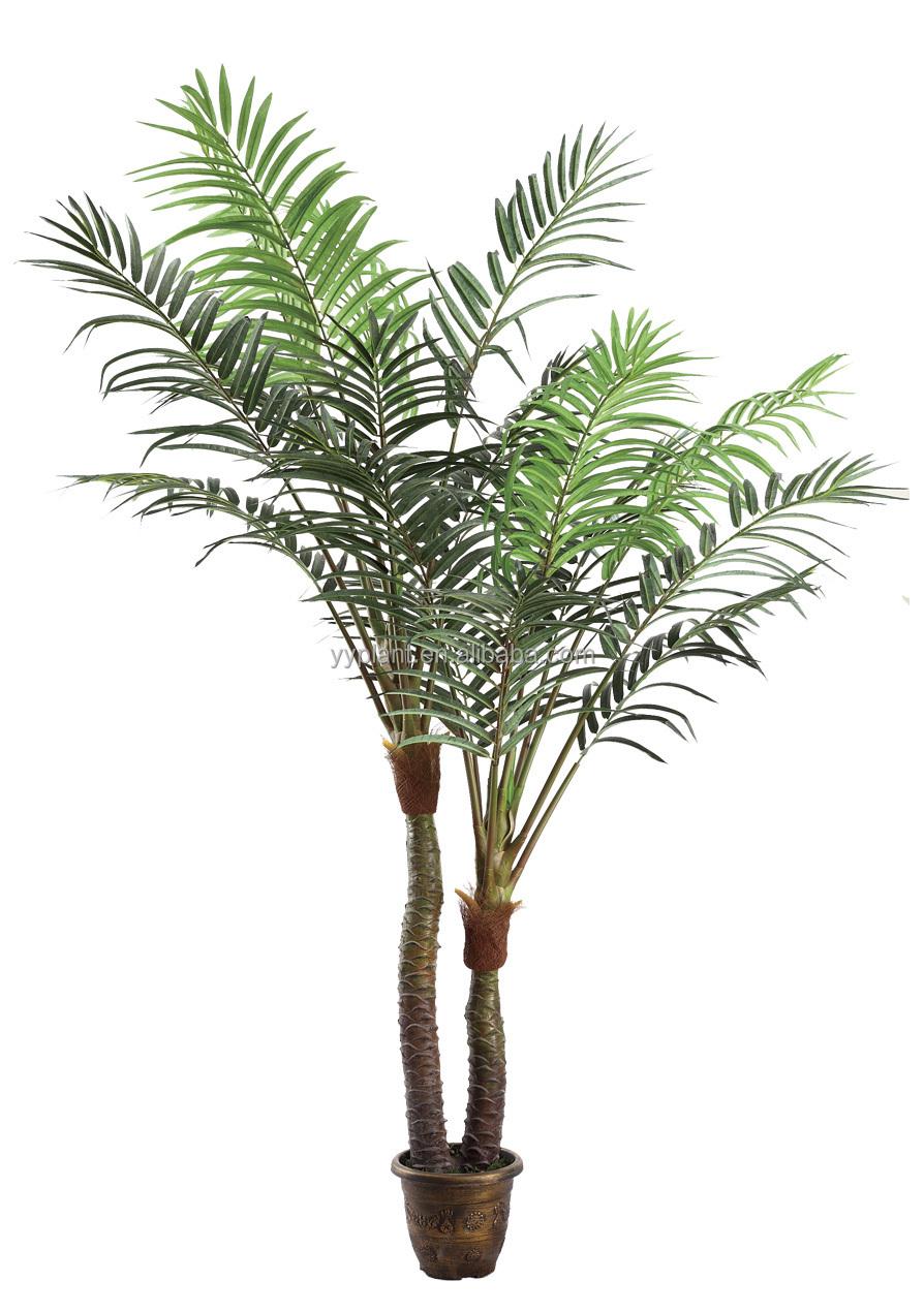 k nstliche ph nix palme innen und outdoor k nstlichen palme kokospalme bl tter uv schutz. Black Bedroom Furniture Sets. Home Design Ideas