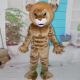 HI professional cartoon animal Lion Fur cartoon costume