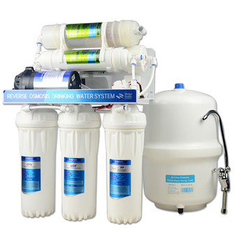 Hot Sale portable eco-friendly 5 or 6 stage ro system with mineral filter