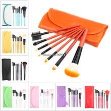 Praktická kosmetická taštička s pomůckami – 7 ks/set