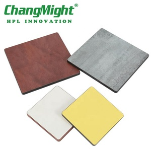 HPL Compact Laminate Phenolic Board For Decoration